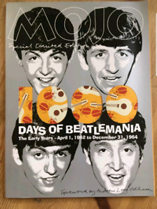 Mojo the beatles special edition magazine