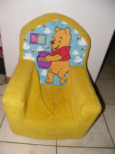 Children's plush chairs Strathcona County Edmonton Area image 2