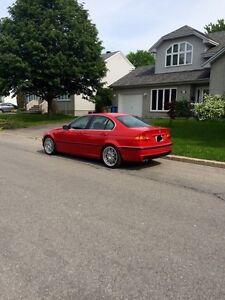 2005 bmw 330xi M package