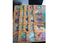 Little mermaid books