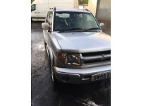 NOW SOLD !!! Mitsubishi warrior , 2ltr petrol . Spares or repair NOW SOLD