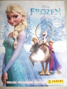 Frozen Enchanted Moments Stickers  (Panini)