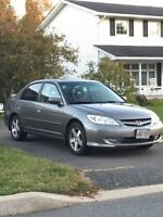 2005 Honda Civic SI Mint with New Clutch