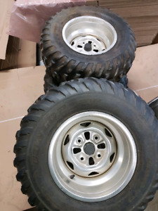 Light aluminium rims atv 4x110