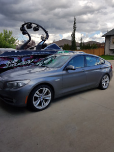 2010 BMW 550i GT V8 Twin Turbo - Needs Injector