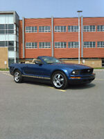 2007 Ford Mustang Cabriolet super propre