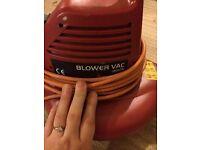 1800w blower vac electricals garden DIY
