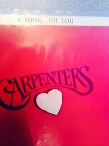 The Carpenters LP record Album Gatineau Ottawa / Gatineau Area image 2