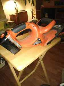 "Black and Decker 22"" cordless hedge trimmer London Ontario image 2"