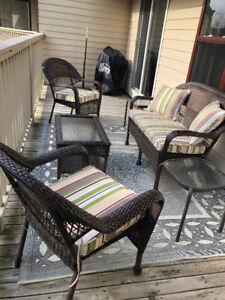 Patio Furniture SET  - Wicker