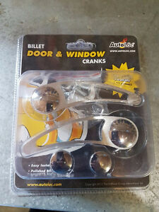 Billet Door / Window Cranks