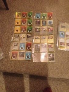 BUNCH OF POKEMON CARDS/TOYS/COLLECTIBLES
