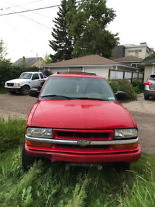 2005 Chevrolet Blazer 4x4