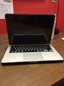 MacBook Pro (Retina, 13-inch, Late 2012), 256GB SSD