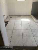 I'm Looking for Tile work