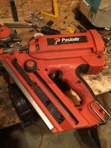 3 cordless paslode guns for sale