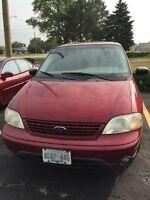 2002 Ford Freestar