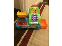 Fisher price baby cash register till in immaculate condition