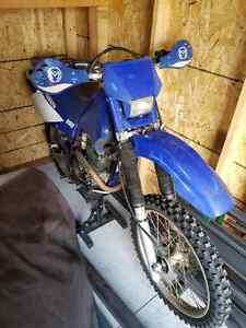 2006 Yamaha TTR250 electric start