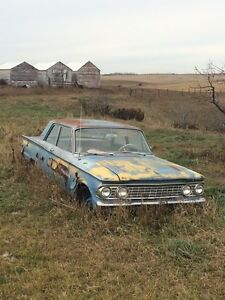 1962 Ford Fairlanes