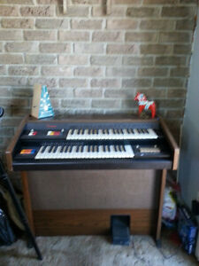 ORGAN FOR SALE!