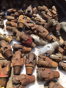 Used Oilfield Tricone Drill Bits,PDC,Nozzles, PDC cutters
