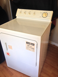 "Beaumark""Super capacity ""Heavy Duty clothes dryer"