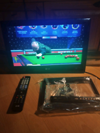 "20"" LG TV with Built-in freeview and HDMI"