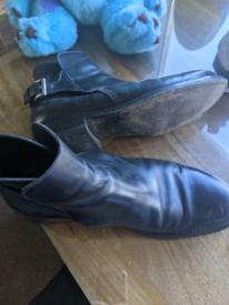 Prada boots 9