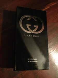 Gucci guilty Mens Fragrance