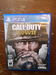COD Call Of Duy WW2 for PS4