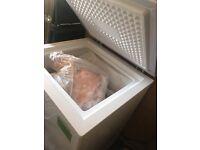 Lec chest freezer