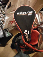Taylormade mid rescue