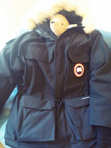 official canada goose jacket in montreal