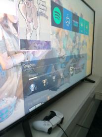 Toshiba 58 Inch Smart 4K Ultra HD HDR TV.