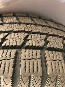 """Toyo 17"""" Observe GSI-5 235/55R17 Winter Tires Escape 2013 Rims"""