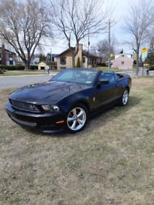 FORD MUSTANG 2012 PREMIUM V6 305 h.p. AUTOMATIQUE CUIR ,MAGS GT