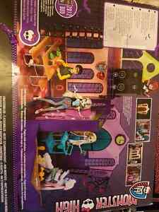 Monster High high school doll house London Ontario image 2
