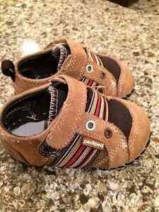 Boys Pediped Shoes - 6-12 mths Kitchener / Waterloo Kitchener Area image 1