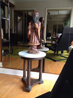 Petite table ronde *** Small round table