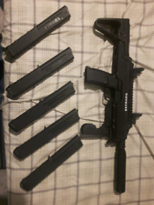 paintball TCR TiPX T8 13ci