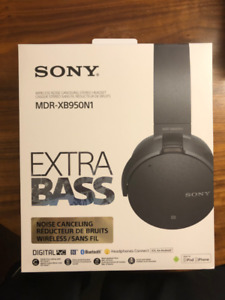 SonyMDR-XB950N1 EXTRA BASS™ Wireless Noise Cancelling Headphones