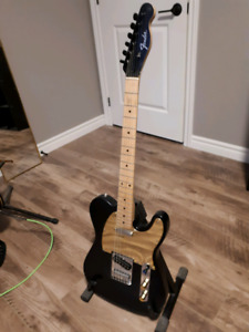 Trade Squier Telecaster for Tube Combo