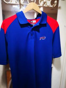 645c98c3a0 NFL Apparel Buffalo Bills Polo Mens Medium