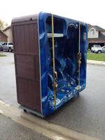 HOT TUBS, PIANOS, MOVING & DELIVERY