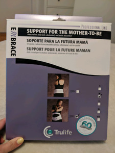 Support belt for mother-to-be