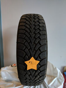 USED WINTER TIRES - 16 INCH SIZES - 12 SETS