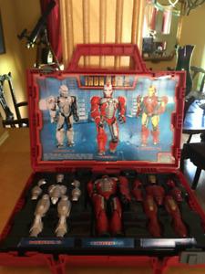 Ironman figurine set (complete)