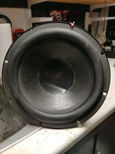 "Subwoofer 12"" MONSTER"