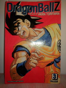 Dragonball Z graphic novel